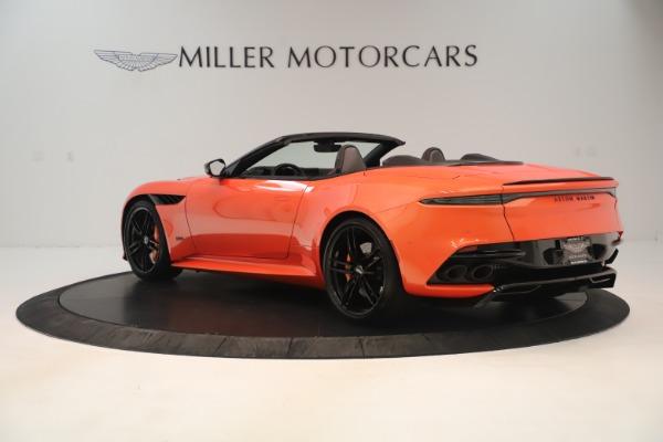 New 2020 Aston Martin DBS Superleggera for sale Sold at Maserati of Westport in Westport CT 06880 9