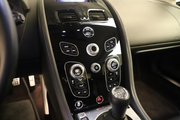 Used 2016 Aston Martin V8 Vantage GTS for sale $79,900 at Maserati of Westport in Westport CT 06880 17