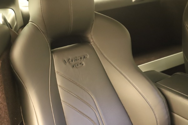 Used 2016 Aston Martin V8 Vantage GTS for sale $79,900 at Maserati of Westport in Westport CT 06880 21