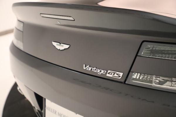 Used 2016 Aston Martin V8 Vantage GTS for sale $79,900 at Maserati of Westport in Westport CT 06880 26