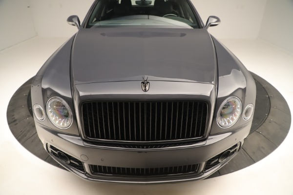 Used 2018 Bentley Mulsanne Speed Design Series for sale Sold at Maserati of Westport in Westport CT 06880 13