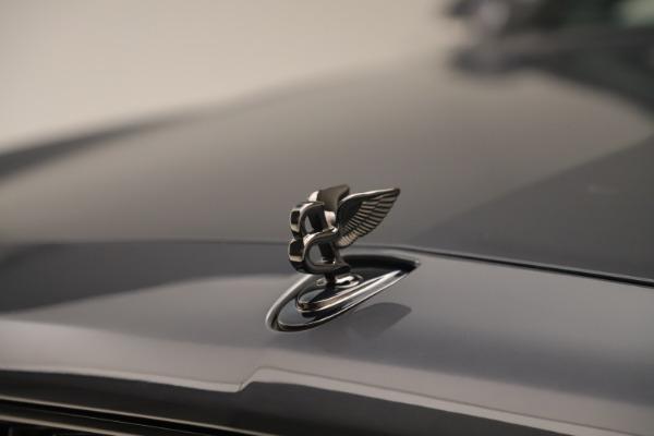 Used 2018 Bentley Mulsanne Speed Design Series for sale Sold at Maserati of Westport in Westport CT 06880 14