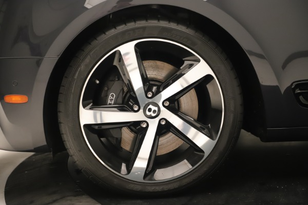 Used 2018 Bentley Mulsanne Speed Design Series for sale Sold at Maserati of Westport in Westport CT 06880 15