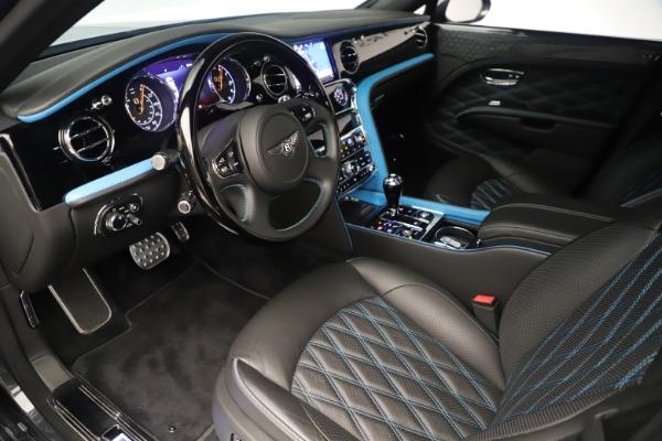 Used 2018 Bentley Mulsanne Speed Design Series for sale Sold at Maserati of Westport in Westport CT 06880 18
