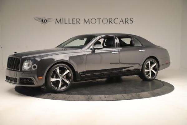 Used 2018 Bentley Mulsanne Speed Design Series for sale Sold at Maserati of Westport in Westport CT 06880 2