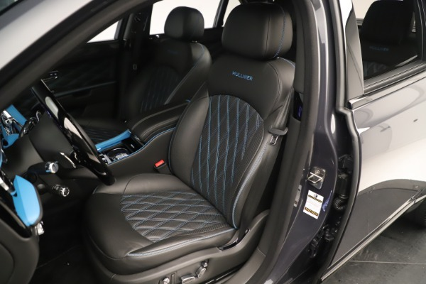 Used 2018 Bentley Mulsanne Speed Design Series for sale Sold at Maserati of Westport in Westport CT 06880 20