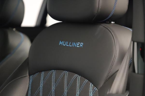 Used 2018 Bentley Mulsanne Speed Design Series for sale Sold at Maserati of Westport in Westport CT 06880 21