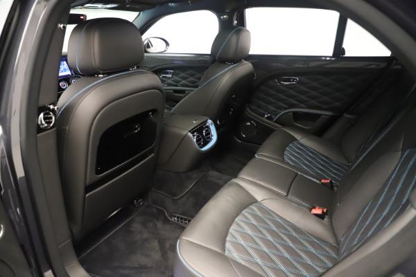 Used 2018 Bentley Mulsanne Speed Design Series for sale Sold at Maserati of Westport in Westport CT 06880 22