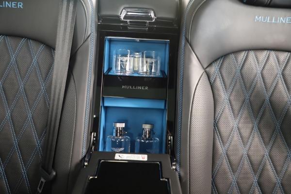 Used 2018 Bentley Mulsanne Speed Design Series for sale Sold at Maserati of Westport in Westport CT 06880 24