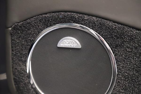 Used 2018 Bentley Mulsanne Speed Design Series for sale Sold at Maserati of Westport in Westport CT 06880 28