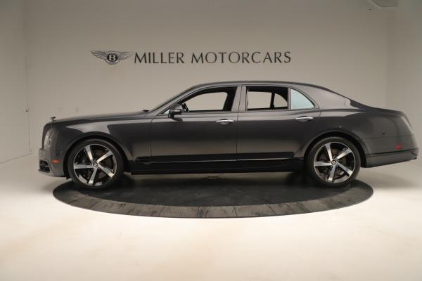 Used 2018 Bentley Mulsanne Speed Design Series for sale Sold at Maserati of Westport in Westport CT 06880 3