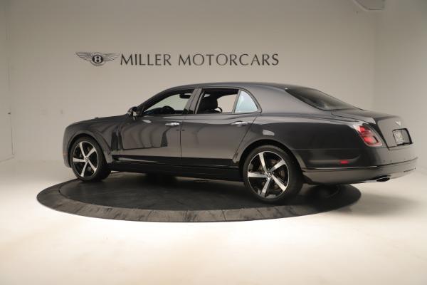 Used 2018 Bentley Mulsanne Speed Design Series for sale Sold at Maserati of Westport in Westport CT 06880 4
