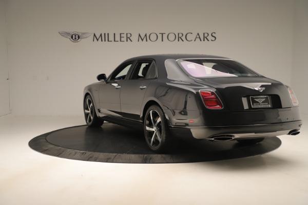 Used 2018 Bentley Mulsanne Speed Design Series for sale Sold at Maserati of Westport in Westport CT 06880 5