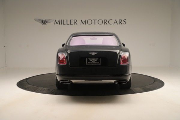 Used 2018 Bentley Mulsanne Speed Design Series for sale Sold at Maserati of Westport in Westport CT 06880 6