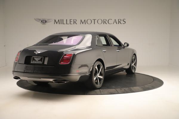Used 2018 Bentley Mulsanne Speed Design Series for sale Sold at Maserati of Westport in Westport CT 06880 7