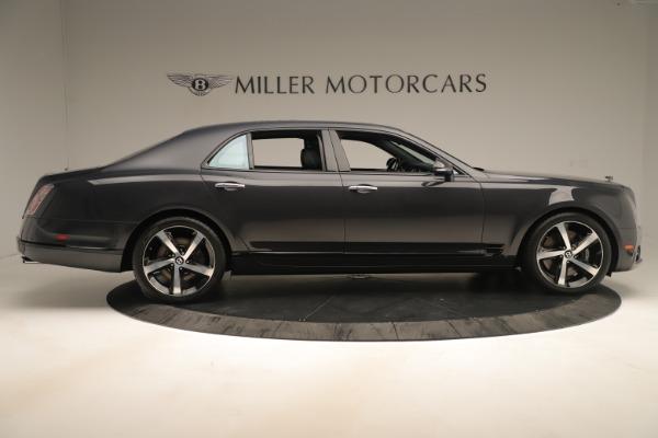 Used 2018 Bentley Mulsanne Speed Design Series for sale Sold at Maserati of Westport in Westport CT 06880 9