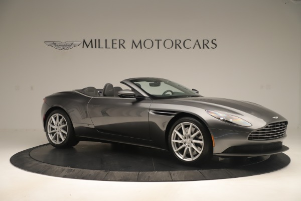 Used 2020 Aston Martin DB11 V8 for sale Sold at Maserati of Westport in Westport CT 06880 10
