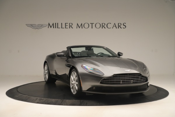 Used 2020 Aston Martin DB11 V8 for sale Sold at Maserati of Westport in Westport CT 06880 11