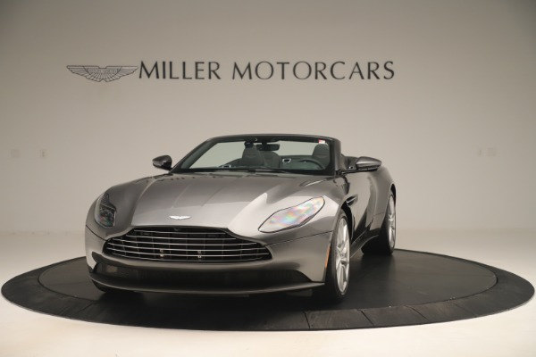 Used 2020 Aston Martin DB11 V8 for sale Sold at Maserati of Westport in Westport CT 06880 2