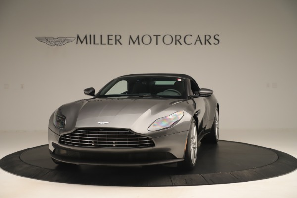 Used 2020 Aston Martin DB11 V8 for sale Sold at Maserati of Westport in Westport CT 06880 23
