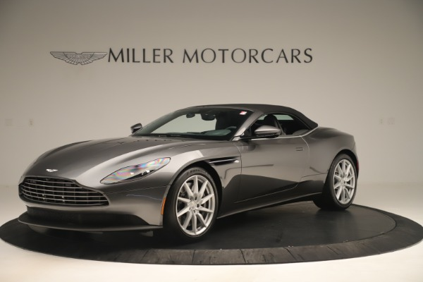 Used 2020 Aston Martin DB11 V8 for sale Sold at Maserati of Westport in Westport CT 06880 24