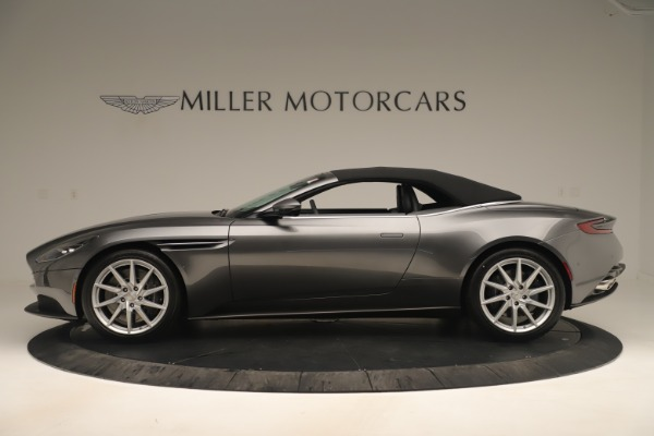 Used 2020 Aston Martin DB11 V8 for sale Sold at Maserati of Westport in Westport CT 06880 25
