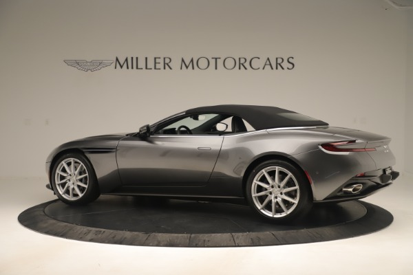 Used 2020 Aston Martin DB11 V8 for sale Sold at Maserati of Westport in Westport CT 06880 26