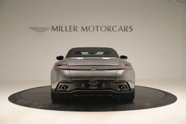 Used 2020 Aston Martin DB11 V8 for sale Sold at Maserati of Westport in Westport CT 06880 28