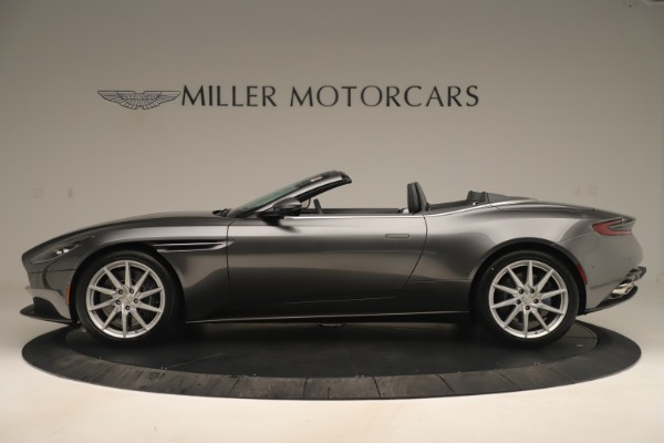 Used 2020 Aston Martin DB11 V8 for sale Sold at Maserati of Westport in Westport CT 06880 3