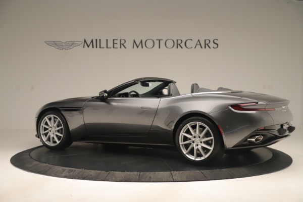 Used 2020 Aston Martin DB11 V8 for sale Sold at Maserati of Westport in Westport CT 06880 4
