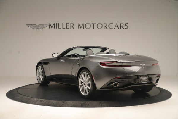 Used 2020 Aston Martin DB11 V8 for sale Sold at Maserati of Westport in Westport CT 06880 5