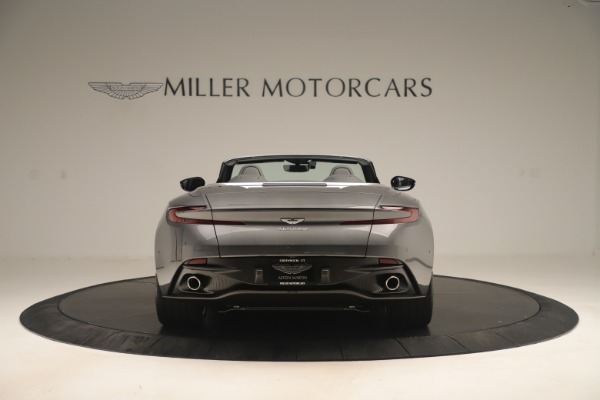 Used 2020 Aston Martin DB11 V8 for sale Sold at Maserati of Westport in Westport CT 06880 6