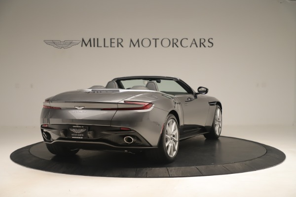 Used 2020 Aston Martin DB11 V8 for sale Sold at Maserati of Westport in Westport CT 06880 7