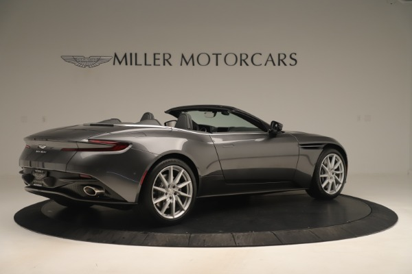 Used 2020 Aston Martin DB11 V8 for sale Sold at Maserati of Westport in Westport CT 06880 8
