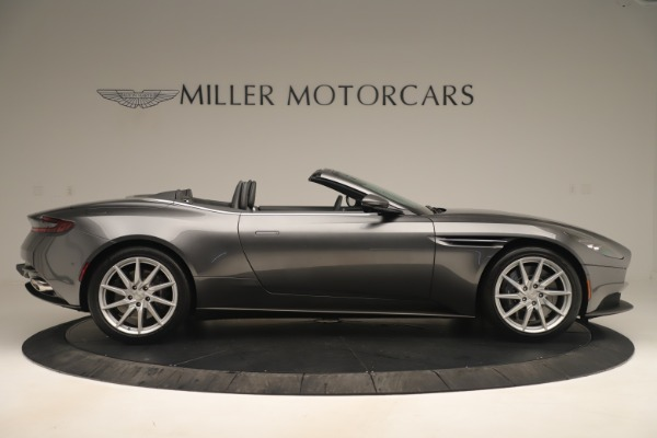 Used 2020 Aston Martin DB11 V8 for sale Sold at Maserati of Westport in Westport CT 06880 9