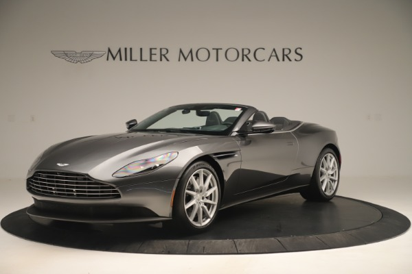 Used 2020 Aston Martin DB11 V8 for sale Sold at Maserati of Westport in Westport CT 06880 1