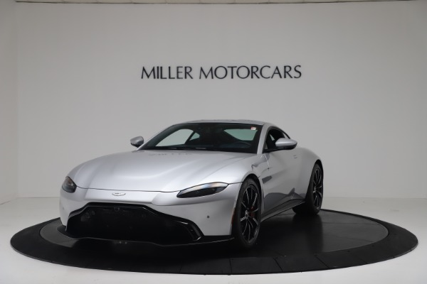 Used 2020 Aston Martin Vantage Coupe for sale Sold at Maserati of Westport in Westport CT 06880 3
