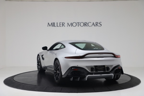 Used 2020 Aston Martin Vantage Coupe for sale Sold at Maserati of Westport in Westport CT 06880 6