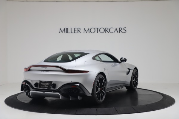 Used 2020 Aston Martin Vantage Coupe for sale Sold at Maserati of Westport in Westport CT 06880 8