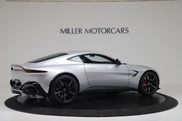 Used 2020 Aston Martin Vantage Coupe for sale Sold at Maserati of Westport in Westport CT 06880 9