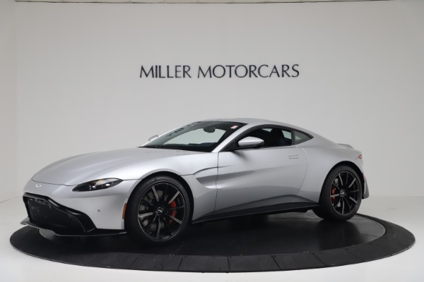 Used 2020 Aston Martin Vantage Coupe for sale Sold at Maserati of Westport in Westport CT 06880 1