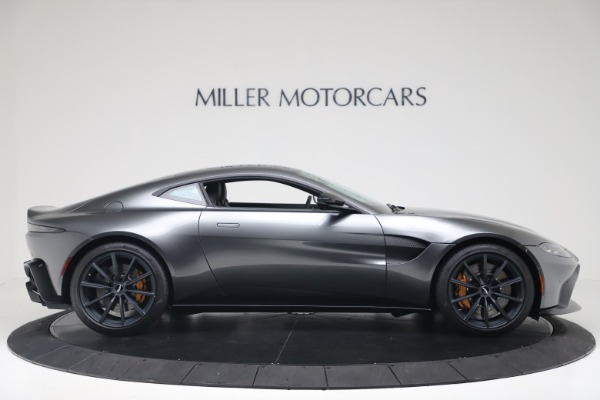 New 2020 Aston Martin Vantage Coupe for sale $193,154 at Maserati of Westport in Westport CT 06880 10