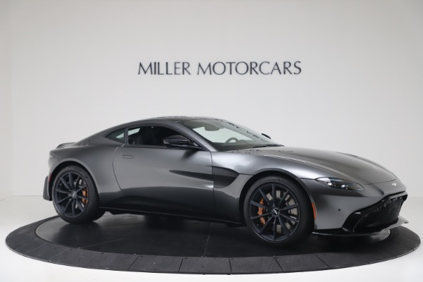 New 2020 Aston Martin Vantage Coupe for sale $193,154 at Maserati of Westport in Westport CT 06880 11