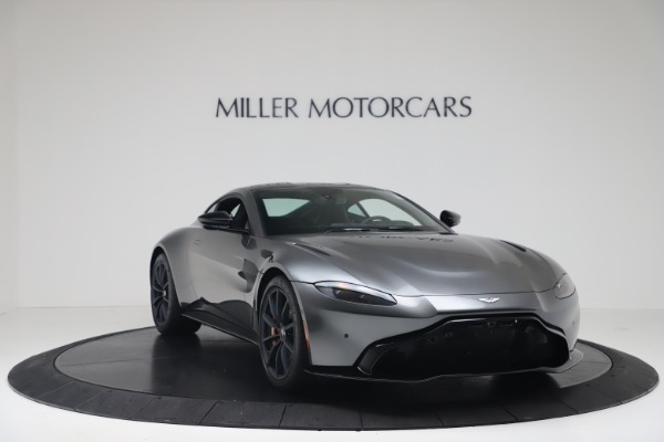 New 2020 Aston Martin Vantage Coupe for sale $193,154 at Maserati of Westport in Westport CT 06880 12