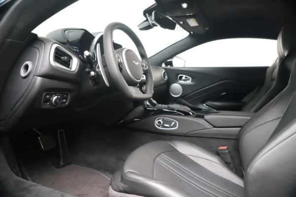 New 2020 Aston Martin Vantage Coupe for sale $193,154 at Maserati of Westport in Westport CT 06880 14