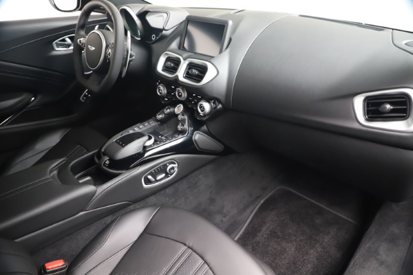 New 2020 Aston Martin Vantage Coupe for sale $193,154 at Maserati of Westport in Westport CT 06880 17