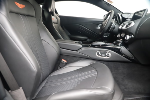 New 2020 Aston Martin Vantage Coupe for sale $193,154 at Maserati of Westport in Westport CT 06880 18