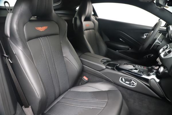 New 2020 Aston Martin Vantage Coupe for sale $193,154 at Maserati of Westport in Westport CT 06880 19