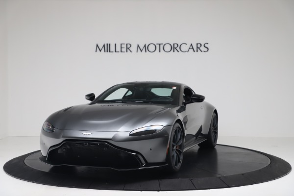 New 2020 Aston Martin Vantage Coupe for sale $193,154 at Maserati of Westport in Westport CT 06880 3