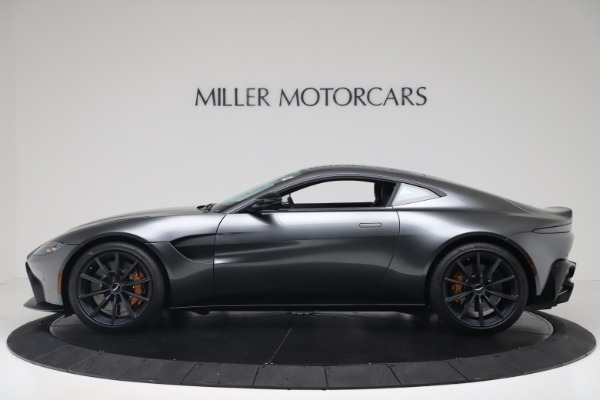 New 2020 Aston Martin Vantage Coupe for sale $193,154 at Maserati of Westport in Westport CT 06880 4